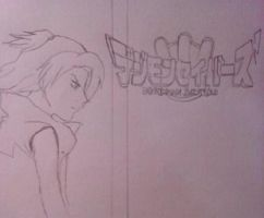Doodling :3 by NekoHime07
