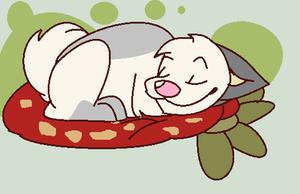 Naptime by WolfLover778