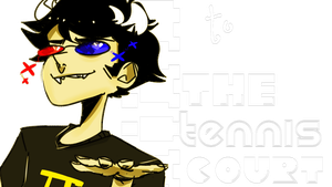 ohhh yeah i finished the sollux video by Seiga-Kijin