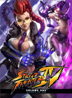 Juri Vs Viper by JimboBox