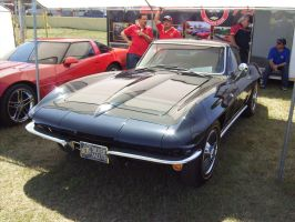 1967 Corvette coupe by Mister-Lou