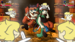 No More Eight Bit - Running Hell by NathanTheHero917