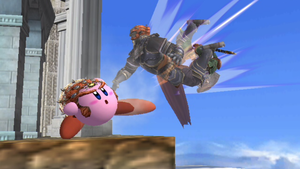 The Sparta Scene goes wrong by SmashBros2008