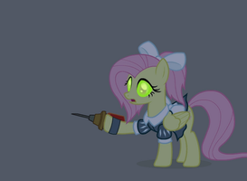 Night Mares of Ponyville - Fluttershy by Poison--Hearts