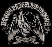 Drac's Dragstrip Droogs by Heartattackjack