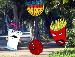 Hunger Force by puddlz