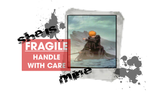 fragile...handle with care by chiztaku