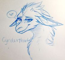 Cynderheart by aacrell