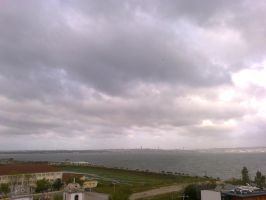 The Clouds and Me - The River Tejo 2012-53 by Kay-March