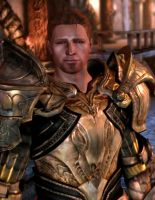 Dragon Age: Alistair by Requium-for-Kira