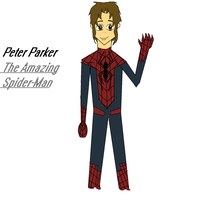 ~Peter Paker~ by TheUltimateSpiderFan