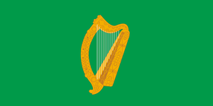 Alt. Flag of Ireland by CaptainVoda