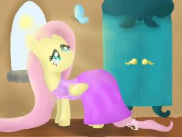 Rapunzelshy by MaggyMss