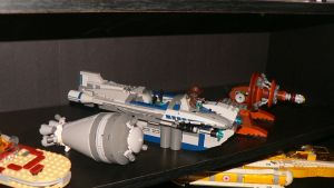 Lego Star Wars Collection Pt 25 by wingzero-01-custom