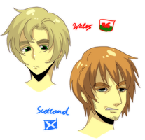 APH - Scotland and Wales by R-ninja