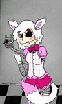 Mangle by LilPeaceMaker