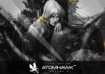 The Art of Atomhawk Vol 2 by Charlie-Bowater