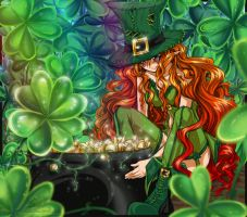 The Leprechaun Treasure by Autumnology