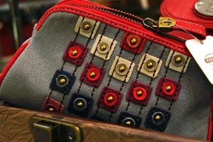 Fossil Bag by RollingFishays