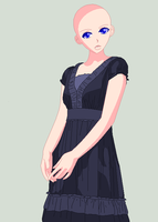 Base48 Dressy Girl  xD by MotorolaL
