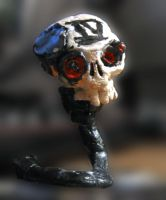 WH40K Servoskull Sculpture by Shooter--Andy