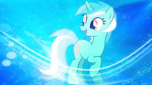 Lyra wallpaper by TheGreatFrikken