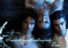 TheVD love triangle by Ithara