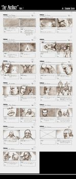 'The Package'Storyboards-1 by Ferser