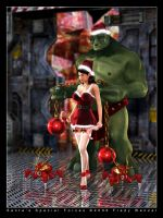 Santas Special Forces by Fredy3D