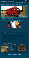 2007 New Blog Design by tommyswf