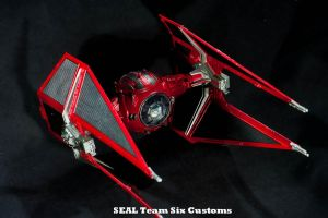 Imerial Guard TIE Interceptor by TheProsFromDover