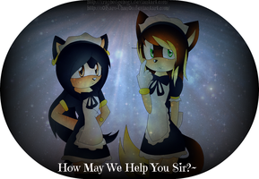 ~XxX~.: How May We Help You? :. ~XxX~ { Collad } by X-UnKnownRituals