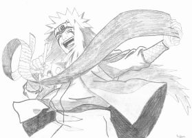 Jiraiya by Niall185