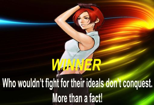 Vanessa victory dialogue by Mark570