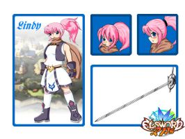 [OLD] Elsword-RPs Profile: Lindy [UPDATE 6] by phoenixn91