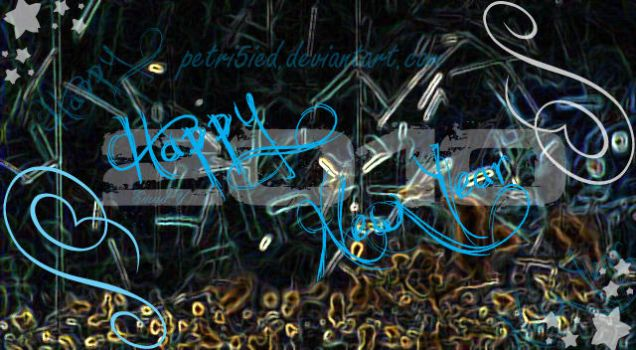 Happy New Years 2010 by petri5ied