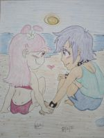 Summer Love by KeKat147