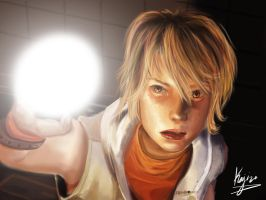 heather silent Hill 3 by kaji02
