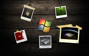 Windows Wallpaper Collage by dberm22