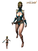 Kabod Online - Pirate NPC (+naked) by deant01