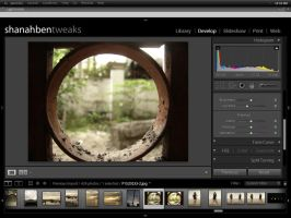 Learning Lightroom 2 by shanahben