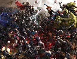 The Age of Ultron by unusedusername111
