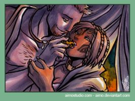 PSC - Alistair and Aeducan by aimo