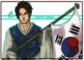 APH: South Corea by thunderjelly