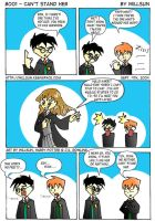 Harry Potter Comic 001 by W1LLSUN