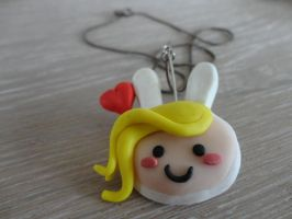 Fionna necklace by Lyra-May