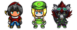 Verge of Fidelity - Overworld Sprites by Skytric