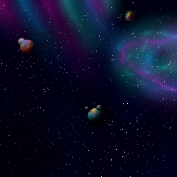 Space (Background from Nyx) by FoxTail95