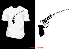 Kiss kiss bang bang by Koonge