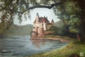 Castle by Kekel